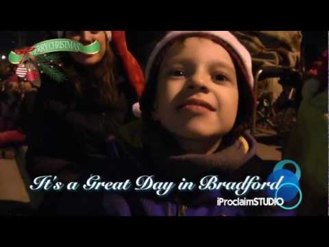 Bradford West Gwillimbury: Christmas Parade 2012