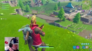 DUBS WITH SUBS // NEW GOLF CART - SKINS - MAP // FORTNITE S5 LIVESTREAM - PS4 - 80