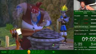 Jak and Daxter 100% Speedrun in 1:36:03! (WR)