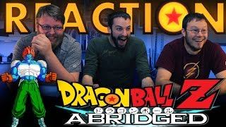 "DBZ Abridged Movie ""Super Android 13"" REACTION!!"