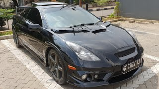 In Depth Tour Toyota Celica [T230] (2005) - Indonesia