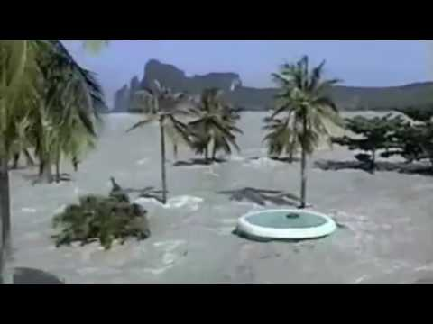 Natural Disaster - 2004 Indian Ocean Earthquake and Tsunami