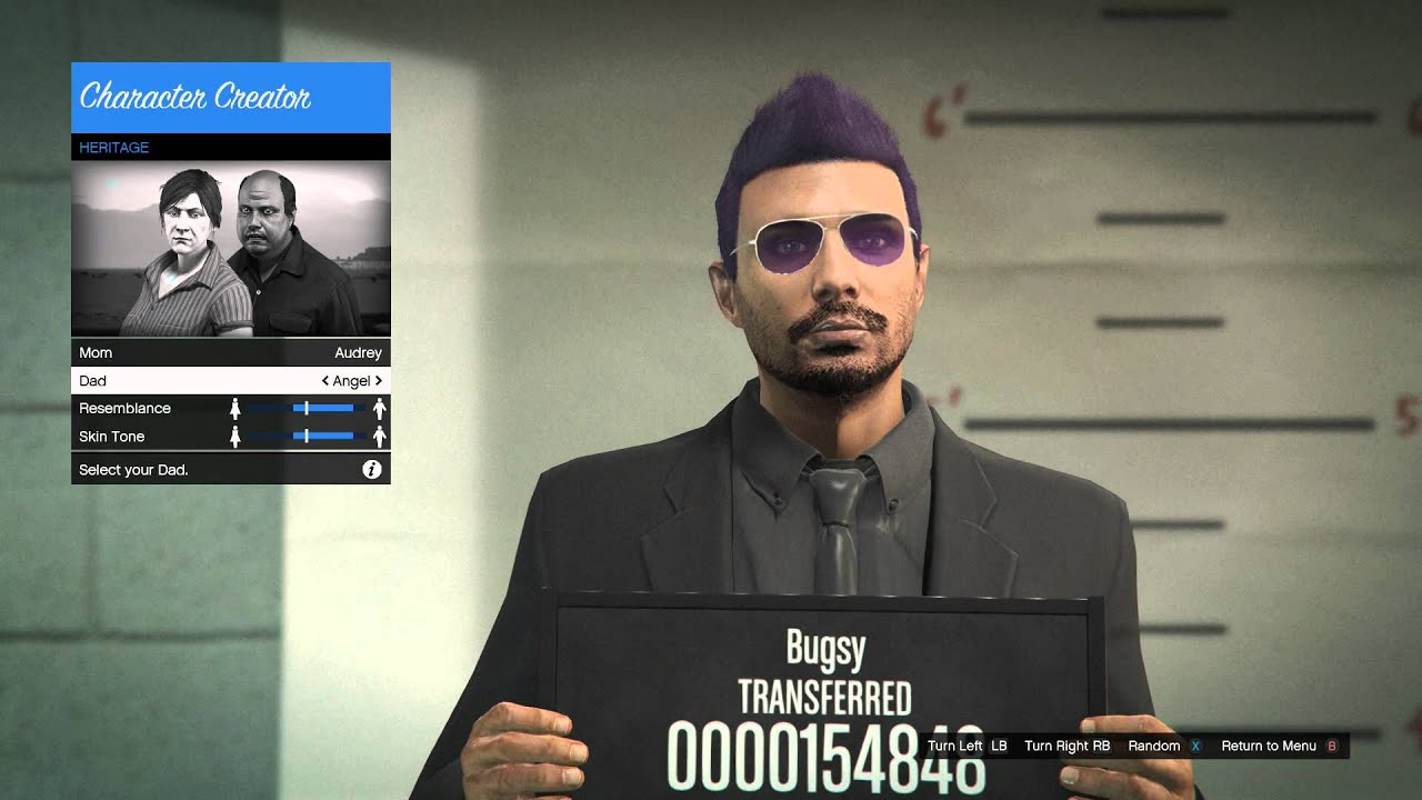 GTA V Online: How To Get Your Character Naked - YouTube