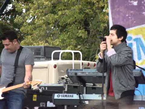 David Archuleta - The Other Side of Down - New Albany - 9-26-10