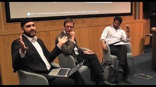 Big Atheism-Theism Debate: Dr Arif Ahmed VS Abdullah al Andalusi [Nottingham University, 2017]