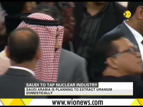 Saudi Arabia is planning to extract Uranium domestically