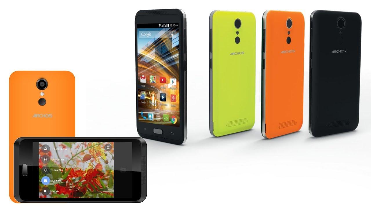 smartphone archos 45 neon hiz016 youtube. Black Bedroom Furniture Sets. Home Design Ideas