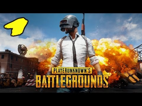 The FGN Crew Plays: PlayerUnknown's Battlegrounds #1 - Outrunning the Circle (PC)