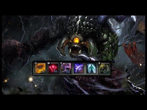 Dota 2 Mods | PLAYING AS ROSHAN!! | Baumi plays Legends of Dota Redux