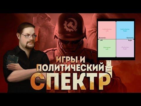 """Ежи Сармат смотрит """"Видеоигры и политический спектр"""" (TVG)"""