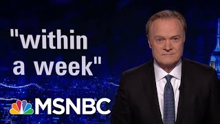 William Barr's Lowest Moment Yet As Attorney General | The Last Word | MSNBC