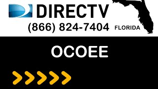 Ocoee FL Directv Satellite TV Florida packages deals and offers