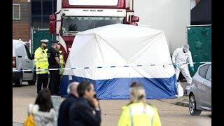 Dấu vân tay m.á.u trong thùng Container, sự thật kinh hoàng vụ 39 người tại Anh