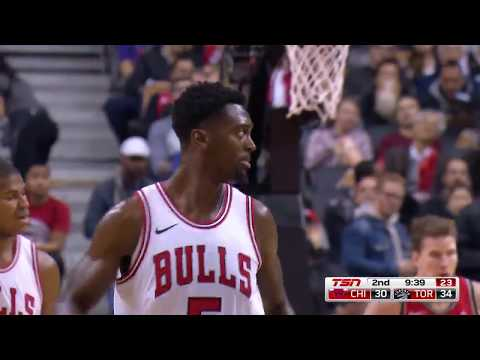 Chicago Bulls vs Toronto Raptors: November 7, 2017