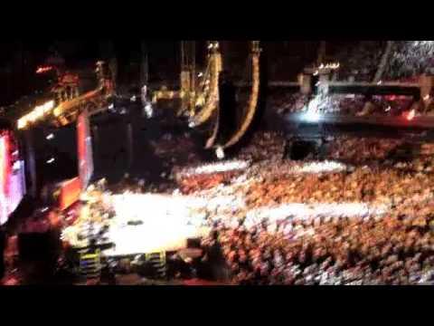 Fleetwood Mac Glasgow Hydro 3/10/13 Go you own way