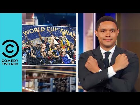 Did Africa Just Win The World Cup? | The Daily Show With Tre