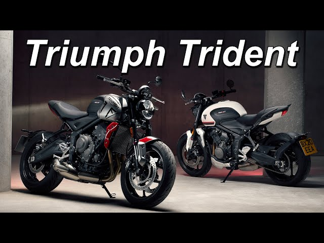 2021 Triumph Trident - Full Details & Pricing