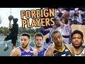 NBA SIGNATURE MOVES: FOREIGN PLAYERS! (Doncic, Gobert, Jokic) // Fung Bros NBA Signature Moves