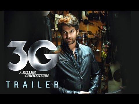 3G (Uncut Official Trailer)   Neil Nitin Mukesh   Sonal Chauhan