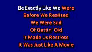 Adele When We Were Young karaoke