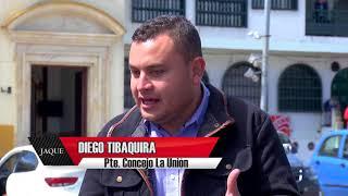 Jaque con concejal unitense Diego Tibaquirá. 2a parte