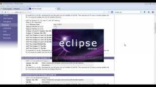AspectJ install with Eclipse + example Tuto(AOP)