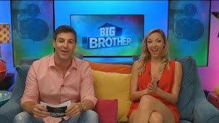 Big Brother - Live Chat: Julia Nolan