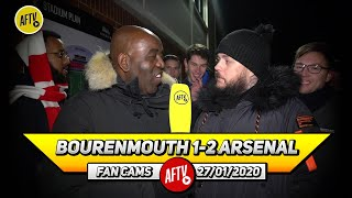 Bournemouth 1-2 Arsenal | I'm Gutted For Mustafi!  He Played Really Well! (DT)