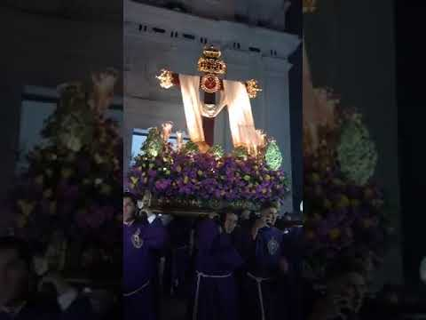 Pre Semana Santa 2018 en Santa Fe de Antioquia - Procesion de Cofradías