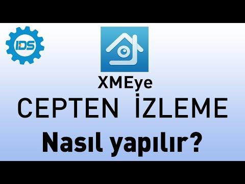 XMEYE Kayıt Cihazı Cepten İzleme Nasıl Yapılır - Detaylı