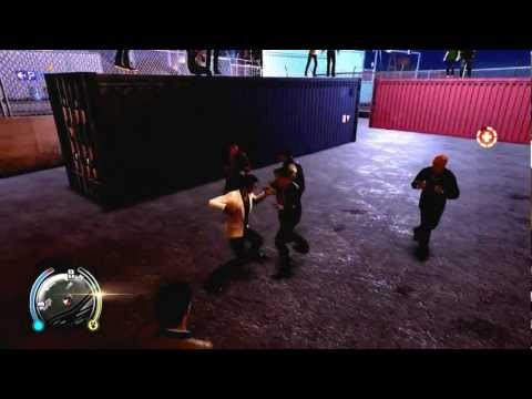 "Let's Pwn Sleeping Dogs: Martial Arts Club: KT - ""God of Hong Kong"""