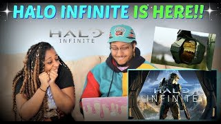 "Halo Infinite - ""Discover Hope"" Cinematic Trailer E3 2019 REACTION!!!"