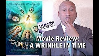 My Review of Disney's 'A WRINKLE IN TIME' | Disappointing