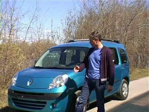 Renault Kangoo. 1.9 dCi 4x4 - YouTube