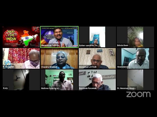 09 May21–Qtr.2:PROMISE-LS-7 Tamil Sabbath School–கழுகுகளுடைய செட்டைகளின்மேல்-By Pr. Ebenezer Daniel