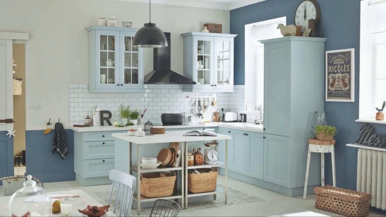 refaire sa cuisine sans changer les meubles youtube. Black Bedroom Furniture Sets. Home Design Ideas