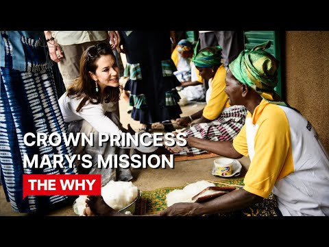 Crown Princess Mary's Mission