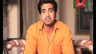 Avinash Sachdev with Telly Tadka