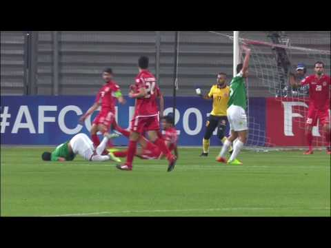 Al Muharraq vs Al Wehdat (AFC Cup 2017 : Group Stage - MD2)