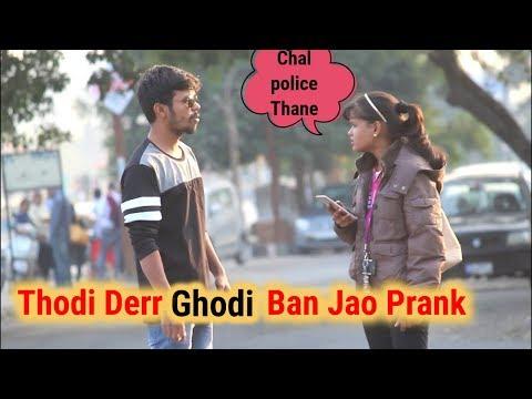 Ghodi Ban Jao Prank | Comment Trolling Prank | Prank In India | Oye Indori