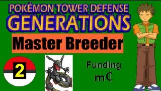 Repeat youtube video PTD2: Master Breeder Ep. 2 - Shiny Rayquaza + Funding Microcents