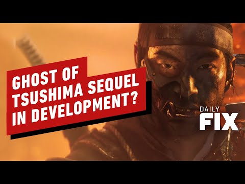 Is a Ghost of Tsushima Sequel in Development? | IGN Daily Fix