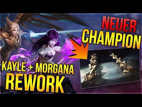 Kayle + Morgana Rework / Neuer Champion Leak! [League of Legends] [Deutsch / German] thumbnail