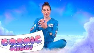 How to beat nerves! | Cosmic Kids Zen Den - Mindfulness for kids