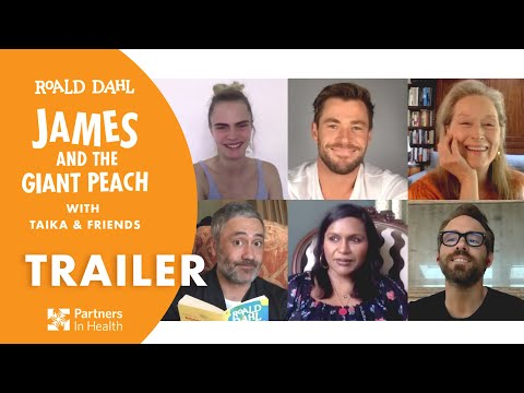 SERIES TRAILER: James and the Giant Peach, with Taika and Friends