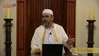 i'tisam: Allah'a Bağlılık (Tasavvuf Dersleri - 7. Ders)