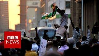 Zimbabwe's day of celebration - BBC News