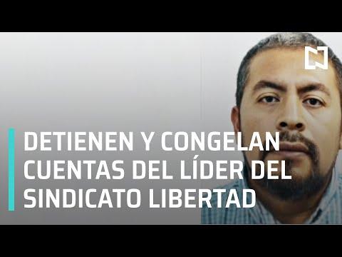 UIF bloquea cuentas del líder del Sindicato Libertad Hugo Bello - En Punto