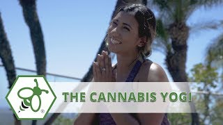 Cannabis Infused Yoga - Bend & Blaze with The Cannabis Yogi | HIGHLIGHTS