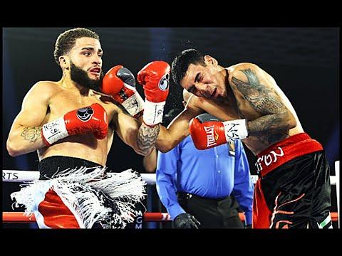 Josue Vargas vs. Salvador Briceno / Хосуэ Варгас - Сальвадор Брисеньо